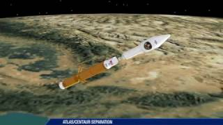 Atlas V NROL-79 Mission Profile
