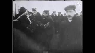Franz Reichelt parachute suit Eiffel Tower death Howie scream
