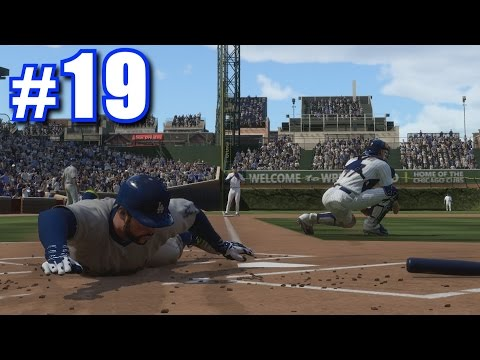 INSIDE THE PARK HOME RUN!   MLB 15 The Show   Road to the Show #19