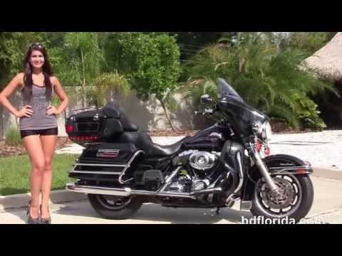 Used 2007 Harley Davidson Ultra Classic Electra Glide Motorcycles for sale