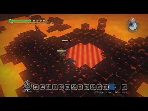 Let's Play Dragon Quest Builders 35: Hot Hands