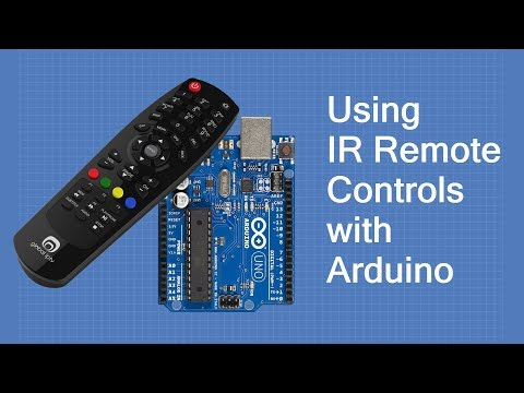 Using IR Remote Controls with the Arduino