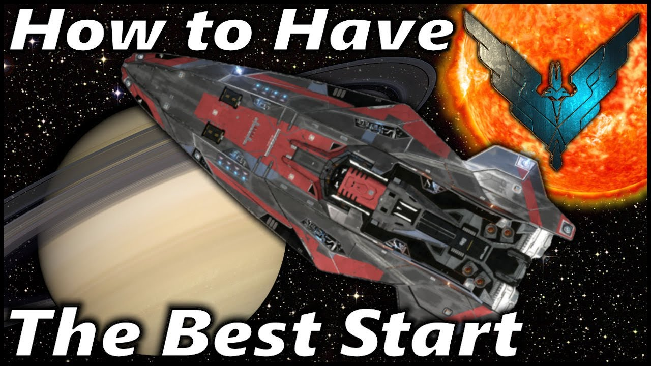🥇How to Have the Best Start in Elite Dangerous Beginners Money Making Guide Elite Dangerous Gameplay