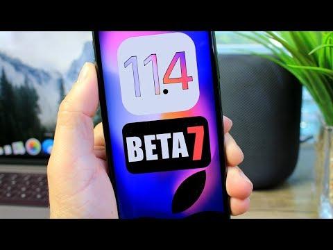 iOS 11.4 BUGS & iOS 11.4 Beta 7 Release Date