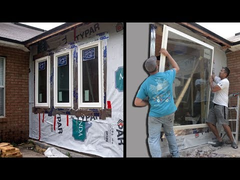 How I Installed Windows, New Home Addition Project Vid #8