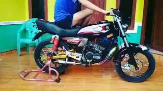 Yamaha Rx Spesial Modifikasi Motor Trend Modifikasi Simple
