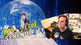 Download Reaction to BTS - Serendipity Live // Jimin Solo Song //Guitarist Reacts // Super long Ramble at End Video