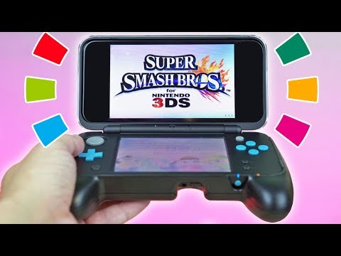 My FAVORITE New Nintendo 2DS XL Accessories | Controller Grips, Cases & MORE!