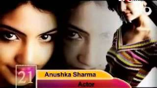 Anushka Sharma and Ajay Devgn most desirable at no.21