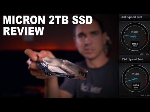 Micron 1100 2TB SSD Review