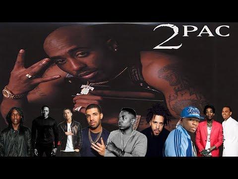 Celebrities Talk About Tupac Shakur (Drake, Eminem, Kendrick Lamar, J Cole + more)