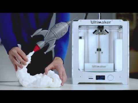 How does 3D Printing work? - Ultimaker: 3D Printing