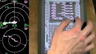iFLY FMC VERY BASIC Flight Plan Setup - PakVim net HD Vdieos