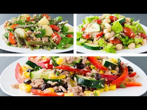 3 Tuna Salad For Weight Loss
