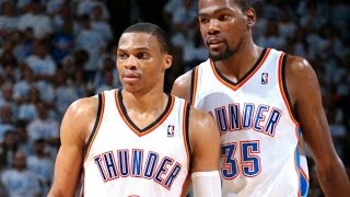 b3ac09f28574 Top 10 Kevin Durant - Russell Westbrook Connections