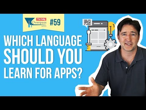 Which Language Should You Learn for Apps?