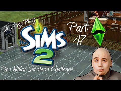 CHANGING NAMES! - The Sims 2: §1,000,000 Challenge: Part 47