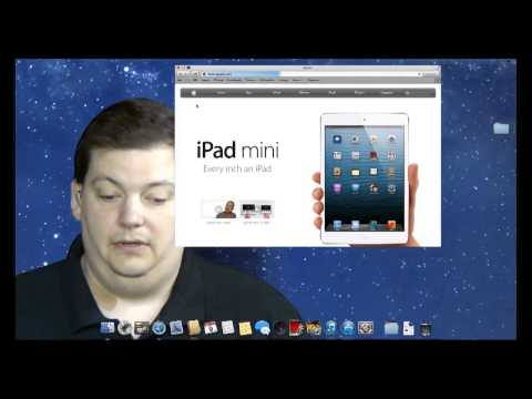 The Apple Dashboard - Mac Minute - Episode 18