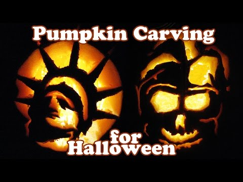 Pumpkin Carving Ideas Halloween Decorations Jack O Lantern How To Stencils Templates Crafts Designs