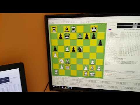 Jurek Chess Engines Rating - test