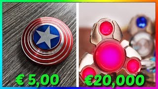 Download HAND SPINNER 5€ VS HAND SPINNER 20,000€ Video