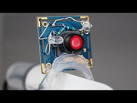 How To Make a Mini Powerful Home-Made Microscope