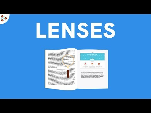 Introduction to Lenses - CBSE 10