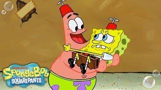 SpongeBob's Funniest Moments from NEW Episodes! Pt. 3 😂 SpongeBob SquarePants | Nick