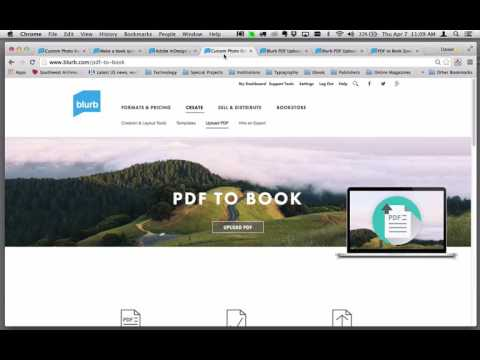 PDF to Book