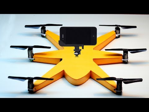How to Make a Drone at home | Hexacopter drone That fly