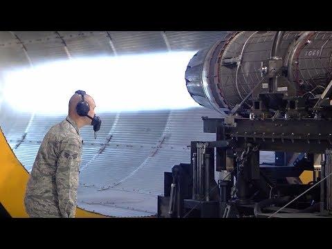 U.S. Air Force: Aerospace Propulsion