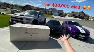 My Most Expensive Ferrari Mod Ever!