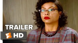 Hidden Figures Official Trailer 1 (2017) - Taraji P. Henson Movie