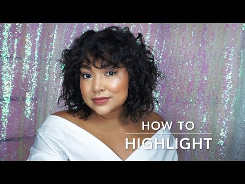 How to Highlight || The Savvy Beauty
