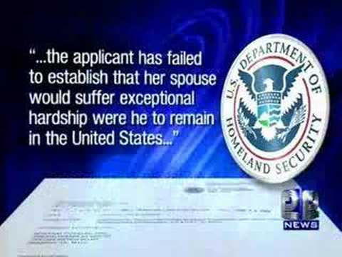 Immigration Tells Mother She Has To Leave Country