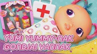 Yumi Yummy-nak gondjai vannak - Bellies Babák