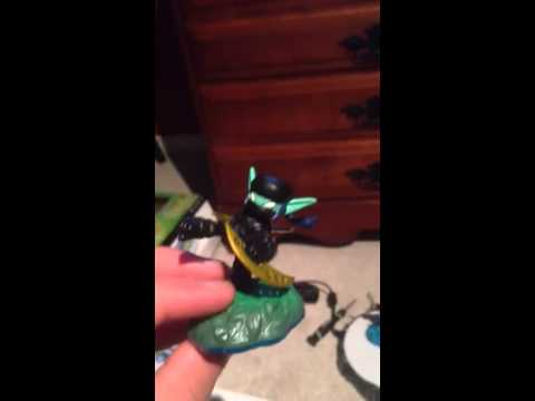 Skylanders swap force unboxing!