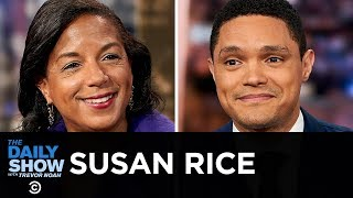 """Susan Rice - """"Tough Love,"""" Life in the Obama White House & The Trump Era 