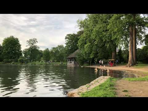 Prospect Park lake, Brooklyn, New York (5-20-18)