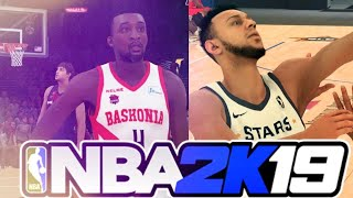 nba 2k19 euroleague Videos - 9tube tv