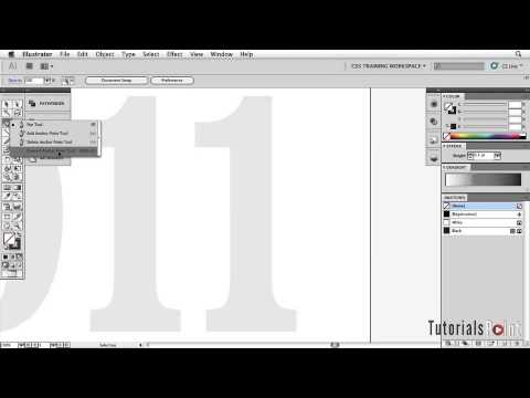 Adobe Illustrator CS5 Essentials Drawing Corners & Bezier Curves with the Pen Tool