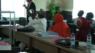 Presentation on Activisim by Barr Eze Onyekpere Part 6