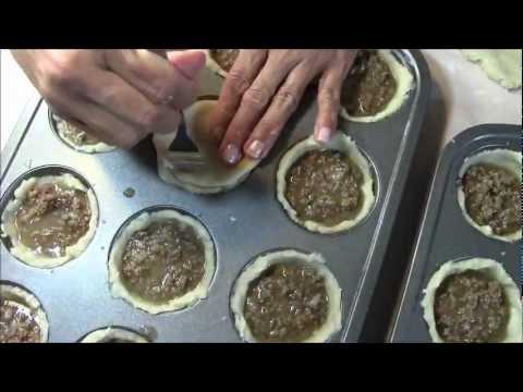 Belizean Flaky Meat Pies