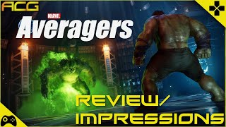 """Marvel Avengers Review - Averagers The Game """"Buy, Wait for Sale, Never Touch?"""""""