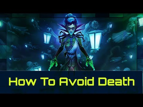 How To Avoid Death In Dota 2