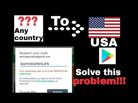How to Change Google Playstore Country to USA or Any Other Country -2018!!