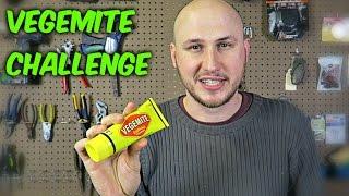 Vegemite Challenge