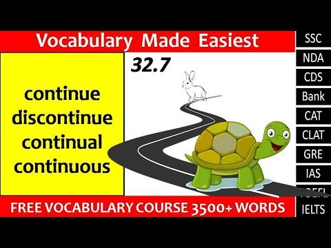 vocabulary made EASIEST 32.7 learn etymology by puneet biseria in Hindi