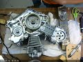 virago xv250 engine assembly... in 5 minutes