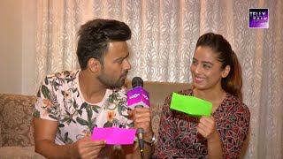 Manish Naggdev & Srishty Rode Ask Questions To Each Other | Friendship Day Special